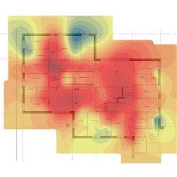 WiFi Advies op basis van een plattegrond
