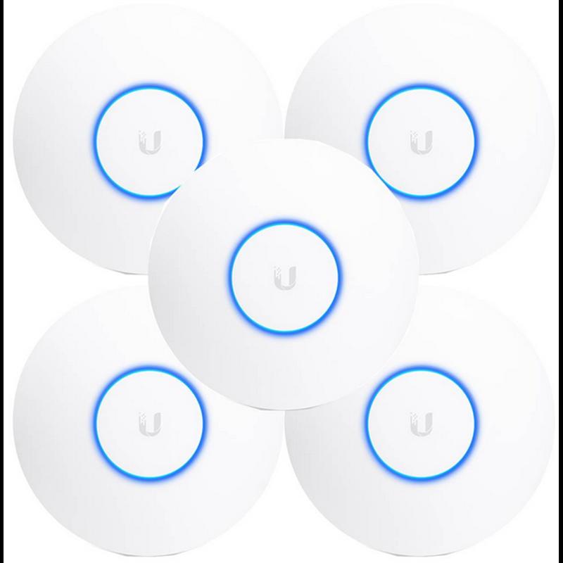 UniFi AP AC LR (5-Pack)